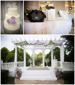 wedding cake gazebo